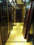 Porte intérieure, porte Ds-046 en bois solide