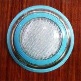 tipo montato di superficie del montaggio di superficie dell'indicatore luminoso della piscina di 24W LED