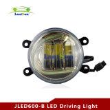 6500-7000k de calidad superior 30W lámpara de la niebla del Wrangler LED de 4 pulgadas para el jeep con DRL