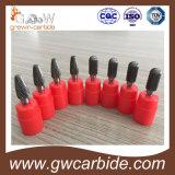 Carbide van de Bramen van het Carbide van het wolfram Debur het Roterende met Goede Kwaliteit