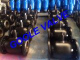 150lb/300lb/600lb/900lb MPaは溶接された球弁(GAQ41PPL)フランジを付けたようになった十分に
