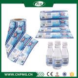 Hitzebeständiger schrumpfbarer Hülsen-Kennsatz für Flasche
