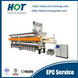 Filtre-presse de membrane