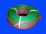1/4 '' di tubo flessibile ad alta pressione del gemello della saldatura (RED&GREEN)