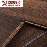 Deux-Éliminer le plancher foncé de stratifié de noix