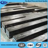 Plaque en acier 1.2080 de moulage froid de travail d'acier à outils