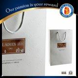 Bolsa de papel Kraft de alta calidad en relieve