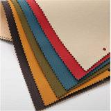 Cuero de la PU de la alta calidad para la fabricación del sofá de los muebles