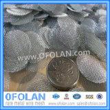 40 Ineinander greifen-Molybdän-Maschendraht/auf lagerzubehör des Tuch-100mmx1000mm