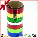 Green Colourfrl Curly Ribbon for Thanksgiving Decoration