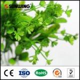 Paisagismo Artificial Olive Branch Folha para o Office Decor