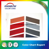 Impression de panneaux personnalisés Pantone Color Card