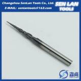Торцевая фреза карбида вольфрама HRC45/55/60/65 для подвергать механической обработке CNC