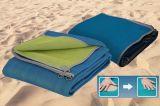 Preiswerter und feiner Recctangle Sand-freie Strand-Matte