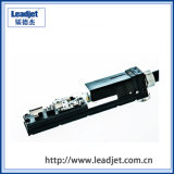 Impressora Inkjet pequena de tâmara de expiração do caráter de Leadjet Cij