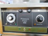 Cnix pfg-500 de Mechanische Braadpan van de Druk van het Comité Elektrische die (in oliefiltratie wordt gebouwd)