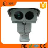câmera chinesa do CCTV do IP PTZ do laser HD da visão 1.3MP 20X CMOS do dia de 2.5km