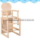 Hölzernes Baby-führende Stühle mit Tisch und Stuhl