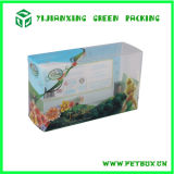 Plastic Packing Candy Exhibition Fancy Small Gift Box