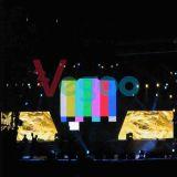 Высокий экран дисплея полного цвета крытый СИД определения P3
