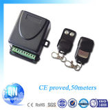 Nécessaires d'émetteur et récepteur d'Unviersal rf pour les systèmes alarmants, les systèmes automatiques etc.