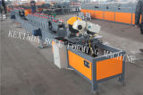 Puerta al aire libre industrial del obturador del laminado de acero que hace la fábrica de máquina