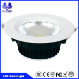 Одобренное SAA потолочное освещение 30W утопленное 40W СИД 8 дюймов с вырезом 190mm
