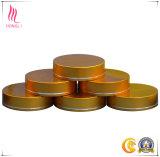 Protezioni di alluminio rotonde per il pacchetto cosmetico