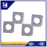 正方形の斜めの洗濯機の可鍛性鋼鉄か炭素鋼