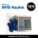 RFID 13.56MHz主FOBのABS Hf Icode Sli