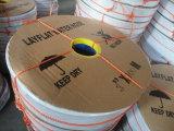PVC에 의하여 놓이는 편평한 출력 호스, Manafacturer