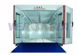 Wld9300 Downdraft Luxury Waterbrone Automotive Spray Booth