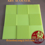 Akustischer Schaumgummi-Panel-Dekoration-Decken-Vorstand-Wand