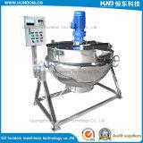 Pot de cuisson planétaire Bouilloire en résine époxy chimique en acier inoxydable avec isolation