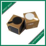 Caixas de presente quadradas impressas costume para a embalagem da caneca
