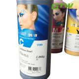 De Inkt van de Kwaliteit 4colors Inktec Sublinova van Korea met het Document van de 100GSM- Sublimatie voor de Kleding van Sporten