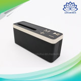 4 cores Hand-Free Call Phone Stand Mini caixa de alto-falante portátil