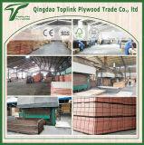 China Factory Marine Plywood para Cofragem de Concreto