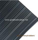 Zusammengesetztes gewelltes Gummiblatt Gw3009/Gummimatte mit EU, ISO9001, Reichweite-Bescheinigungen