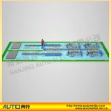 管のスプールの傾きの製造システム
