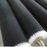 Balai de brin en nylon noir de nettoyage