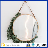Le GV a certifié la glace décorative de miroir d'argent de mur
