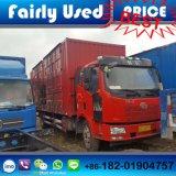 4X2/6X4トラクターのトラックヘッドが付いているわずかに使用された貨物トラック