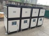 Refrigerador de água de refrigeração ar para a máquina de dobramento