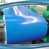 El color de PPGI/PPGL cubierto galvanizó la hoja de acero del material para techos de la bobina/del metal