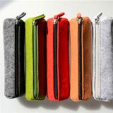 De met de hand gemaakte Gevoelde Zak van de Pen van de Zak van de Pen/van de School Bag/Colorful van Jonge geitjes Met de hand gemaakte Gevoelde