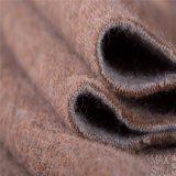 Doubles tissus de cachemire de 100% pour la couche de l'hiver