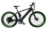 Bicicleta eléctrica de la montaña de Cms-Tde20z con la batería ocultada 36V