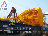 Single Rope Touch Down Open Clamshell Grab Bucket Hydraulic Grab