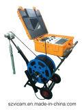 Shenzhen-Fabrik-Preis-tiefes Wasser-Vertiefungs-Inspektion-Kamera-Bohrloch-Kamera mit 100m bis 500m dem Kabel